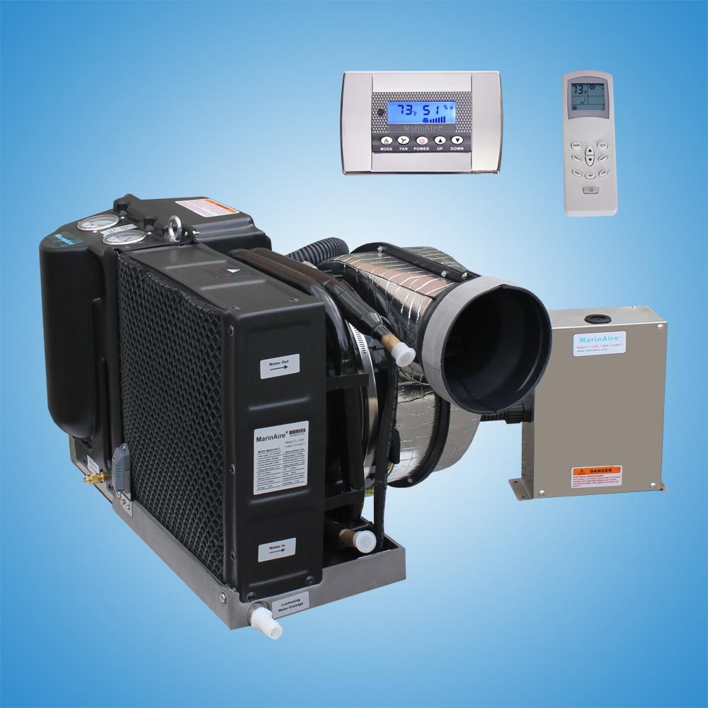 Marine Air Conditioning : Btu v self contained marine air conditioner